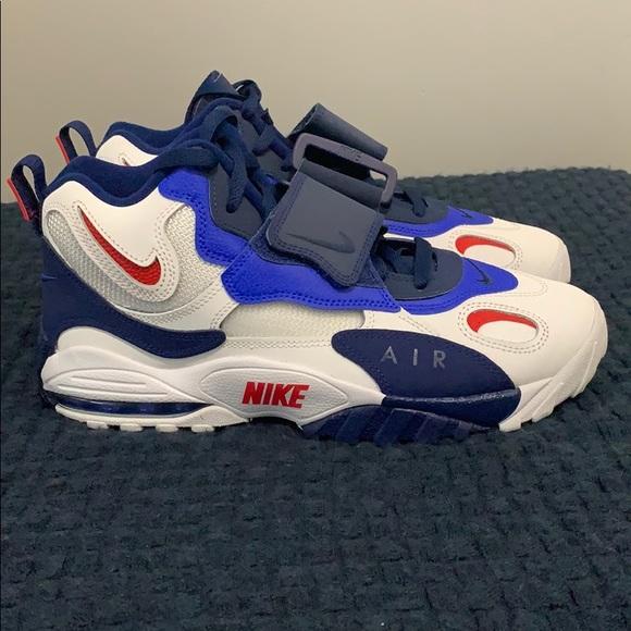 6b72e22e8c Nike Shoes | Brand New Air Max Speed Turf Ny Giants | Poshmark
